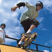 Rolling Ahead: New skate parks and inline facilities learn from past mistakes