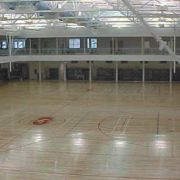 Watch Your Step: Take a steady pace and do your homework when choosing indoor sports flooring