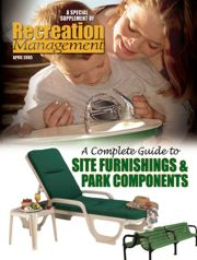 Special Pullout Supplement:<br>A Complete Guide to Site Furnishings & Park Components: Turning a park from bare to beautiful—and making it functional