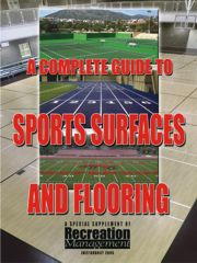 <strong>SPECIAL SUPPLEMENT </strong> <br>A Complete Guide to Sports Surfaces and Flooring: Sure Footing