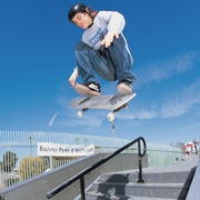 Keep Your Skatepark on the Cutting Edge: Adding challenge and enhancing safety