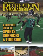 Special Supplement: Complete Guide to Sports Surfaces and Flooring: Something's Afoot