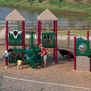 Safe Ground: Building, maintaining and inspecting playgrounds to ensure all kids can play, safely