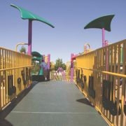 The Play's the Thing: Innovation and Safety Meet on the Playground