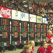 Know the Score: Scoreboard Options Run the Gamut