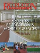 <strong>SPECIAL SUPPLEMENT<br><br>A Guide to Recreation & Sports Surfaces</strong>
