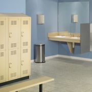 Down & Dirty: Dress Up Your Locker Rooms & Restrooms