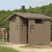 Designed For Use-and Abuse: Selecting Restroom Structures to Suit Your Site