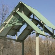 Under Cover: Shelters & Shade Structures