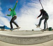 Get In On the Action: Action Sports Parks Bigger, Better, More Balanced Than Ever