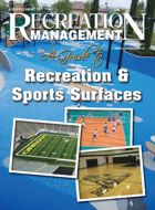 <strong>SPECIAL SUPPLEMENT: <br><br>A Guide to Recreation & Sports Surfaces</strong>