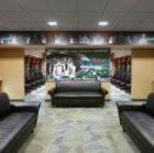 Changing Places: The Ever-Changing Locker Room Goes Modern