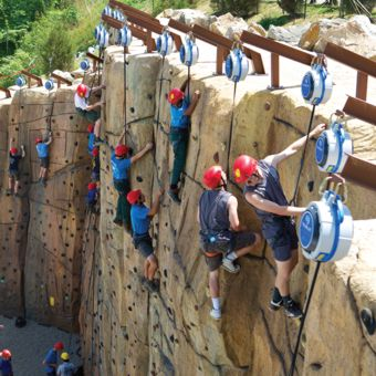 Ascending Appeal: Boosting Interest in Your Climbing Wall or Challenge Course