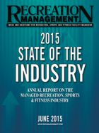 2015 State of the Industry: A Look at What's Happening in Recreation, Sports and Fitness Facilities