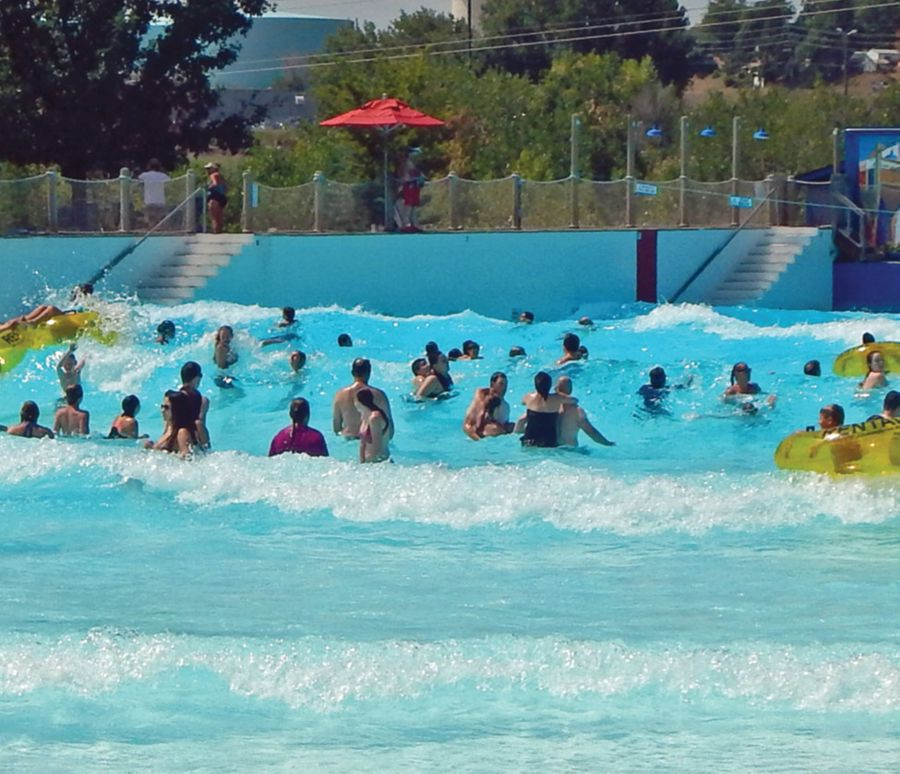 Making Waves: Municipal Waterparks Getting More Competitive