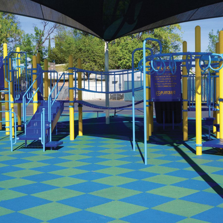 Look Out Below!: Evaluating Your Playground Surface Options