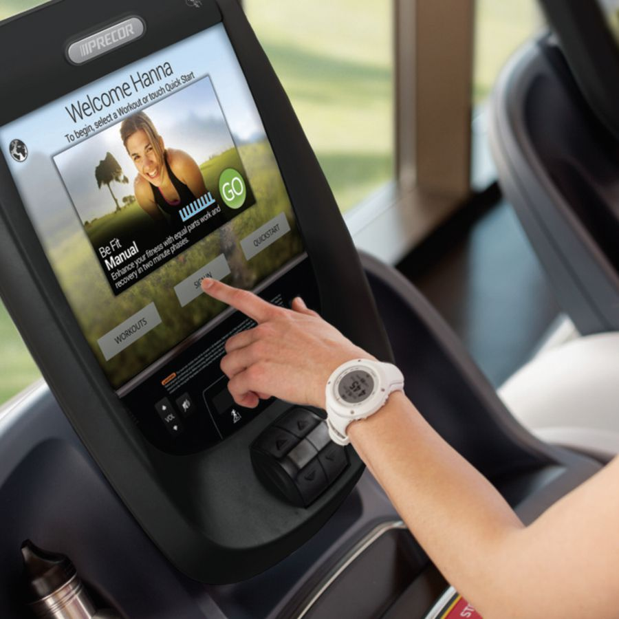 Fitness on the Move: Equipment Evolves With Programming Innovation