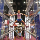 Adventure Awaits!: Adding Climbing Walls, Challenge Courses, Zip Lines and Other Exciting Options