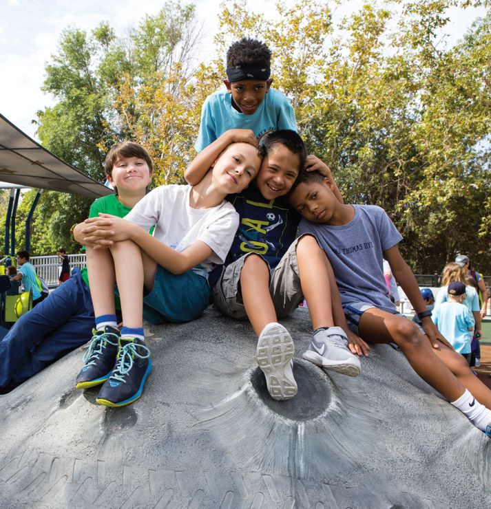 Destination Playgrounds Modern Playgrounds Create Fun Family Outings