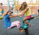 Look Out Below!: Understand Your Options on Playground Safety Surfacing
