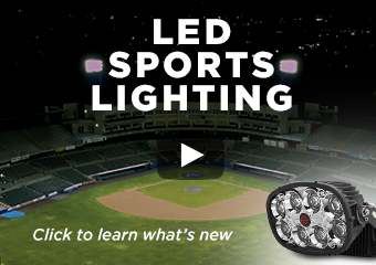 LED Sports Lighting by Ephesus