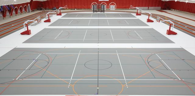 Court Sense: Experts Offer Tips on Choosing Indoor Sports Surfaces