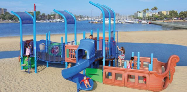 Bringing Play to Life: Creative Play Spaces and Playground Solutions
