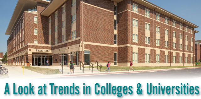 Colleges & Universities: A Look at Trends in Colleges & Universities