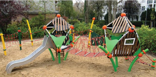 Natural, Thematic & Playable By All: The Latest Trends in Playground Design