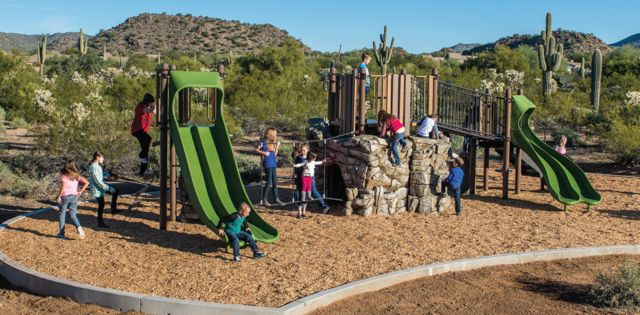 Joining Forces: Partnerships Help Parks, Recreation Facilities Improve Effectiveness