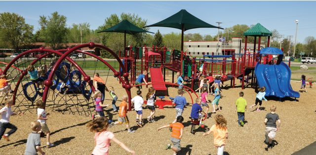 Play It Right: Playground Maintenance Can Prolong Equipment Life & Prevent Injuries