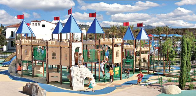 Balancing Act: Safety & Risk on the Playground