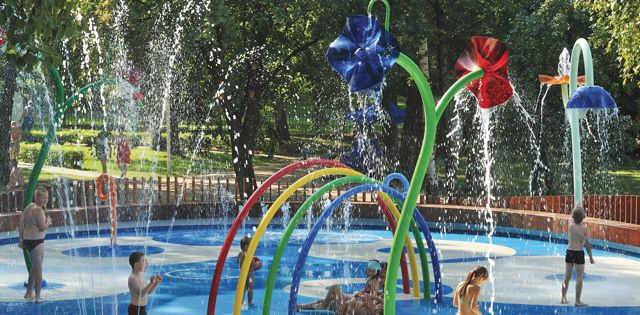 The Spray's the Thing: The Latest Trends in Splash Play Areas