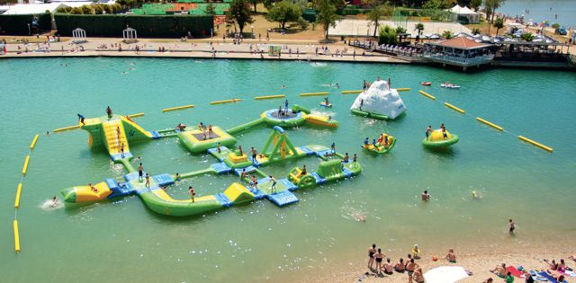 Making Waves on the Waterfront: Recreational Amenities in and Near Water See Surging Interest