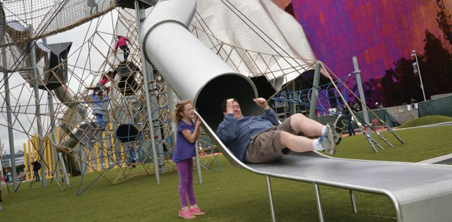 A Playground for (All) the Ages: Bring Your Community Together With Fun And Fitness for Everyone