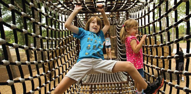 Play On!: Evolving Trends & Innovations in Playground Design