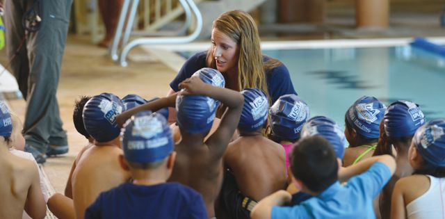 Heads Above Water: Lessons, Programs & Technology Help Prevent Drownings