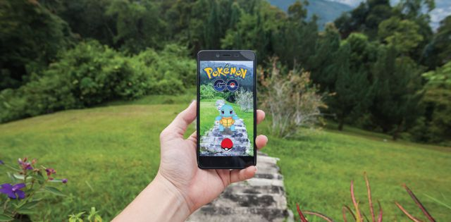 Go! Tech-Enabled Parks: From Pokemon GO to Geocaching and Beyond