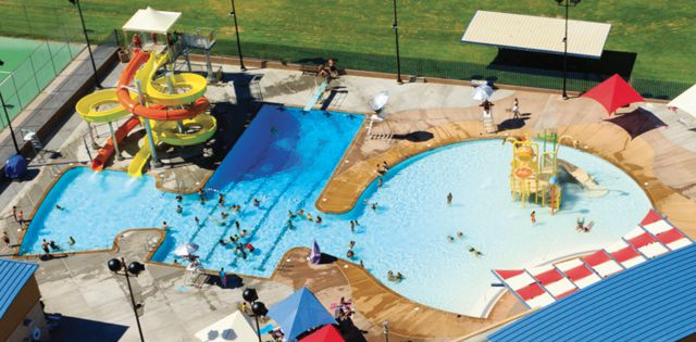 Water, Water Everywhere: Designing Flexible Pools