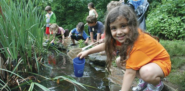 Pass It On: Cultivating New Nature-Lovers With Environmental Education Programs
