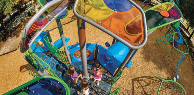 A World of Play: Trends in Playground Planning & Design