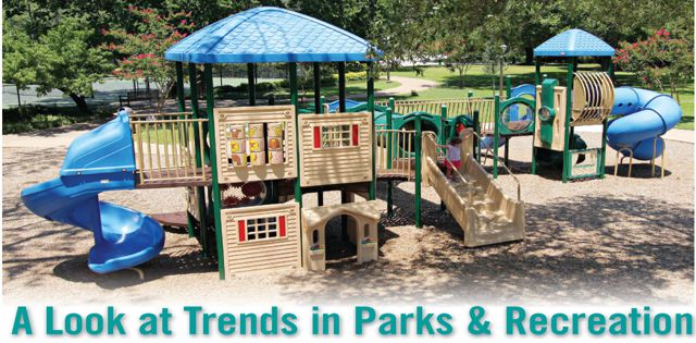 Parks &amp; Recreation: <h3>A Look at Trends in Parks &amp; Recreation</h3>