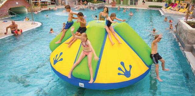 Need Fun? Just Add Water!: Outfitting Your Pool