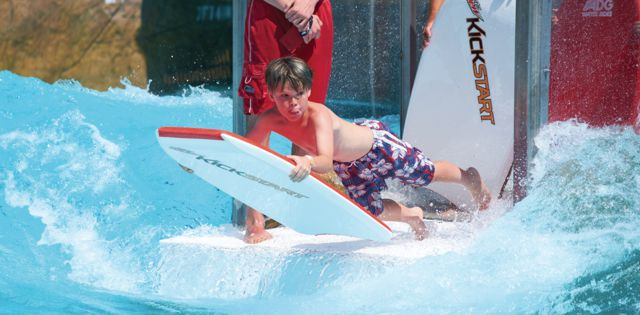 Riding the New Waves: Advances in Waterpark Design & Technology