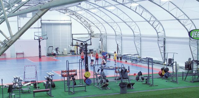 All-Season Structures: Innovative, Nonconventional Structures for Recreation, Sports & Fitness