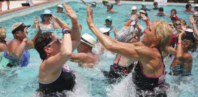 Swimming Toward Wellness: Expand Aquatic Programming With a Focus on Fitness