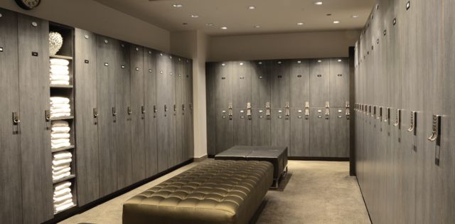 Inclusive and Multifaceted: The Ongoing Evolution of Locker Rooms