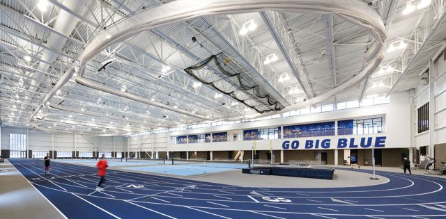 Everyone's Welcome: The Latest Trends in Sports Facility Design