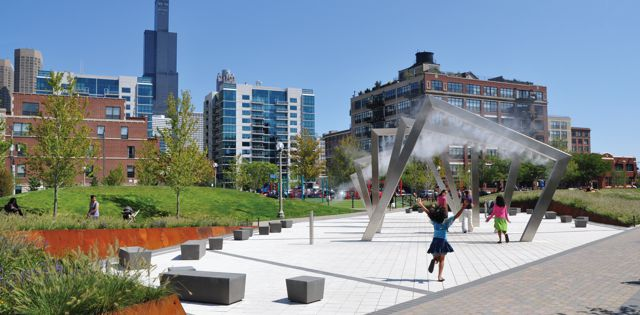 The Landscape View: Bringing the Many Benefits of Parks to the Forefront