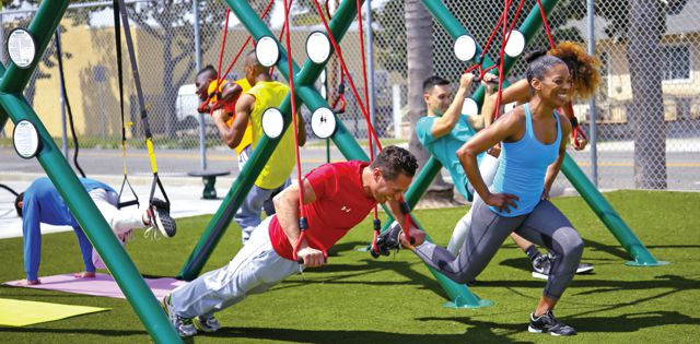 Everyone's Gym: Outdoor Fitness Reaches All Ages, Abilities